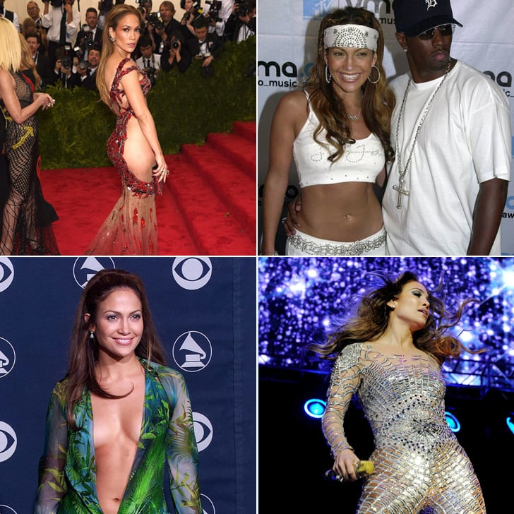 When It Comes to Sexy Halloween Costumes, Jennifer Lopez Is an Endless Source of Inspiration
