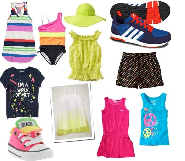 Neon Clothes For Kids | POPSUGAR Moms