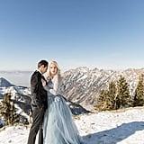 Disney's Frozen-Inspired Wedding