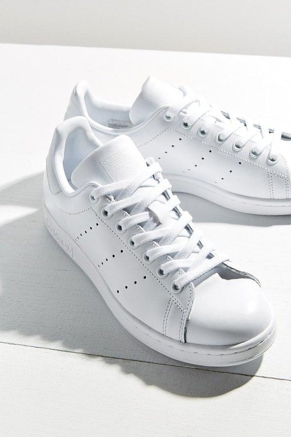 adidas stan smith eleganti scarpe bianche popsugar moda foto 1