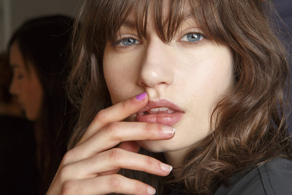 Accent Nail Index Finger Trend