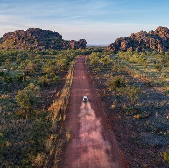 Where to Go Off-Roading in Australia