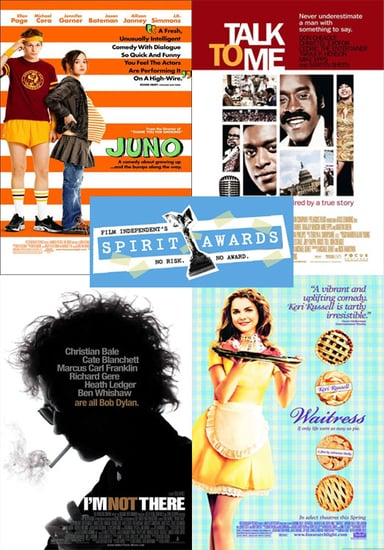 Announcing the 2008 Independent Spirit Awards Nominees