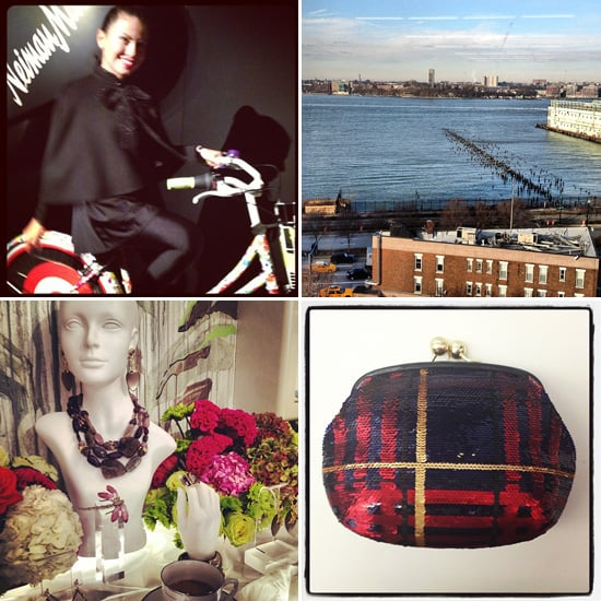 Instagram Fashion Pictures Week of December 2, 2012
