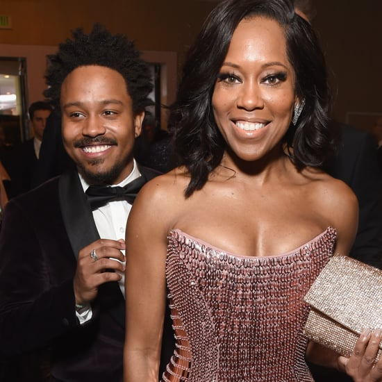 Regina King and Her Son Ian Alexander Jr. Pictures