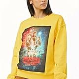 Stranger Things Raglan Sweatshirt