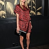 Nicky Hilton attended the afterparty in NYC.