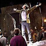 """Doctor Who two-part episode """"The Pandorica Opens/The Big Bang,"""" written by the series' head writer and executive producer Steven Moffatt won the award for Best Short Form Dramatic Presentation. It's the fifth Hugo award for the series."""
