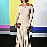 Gayle King at The Morning Show Premiere