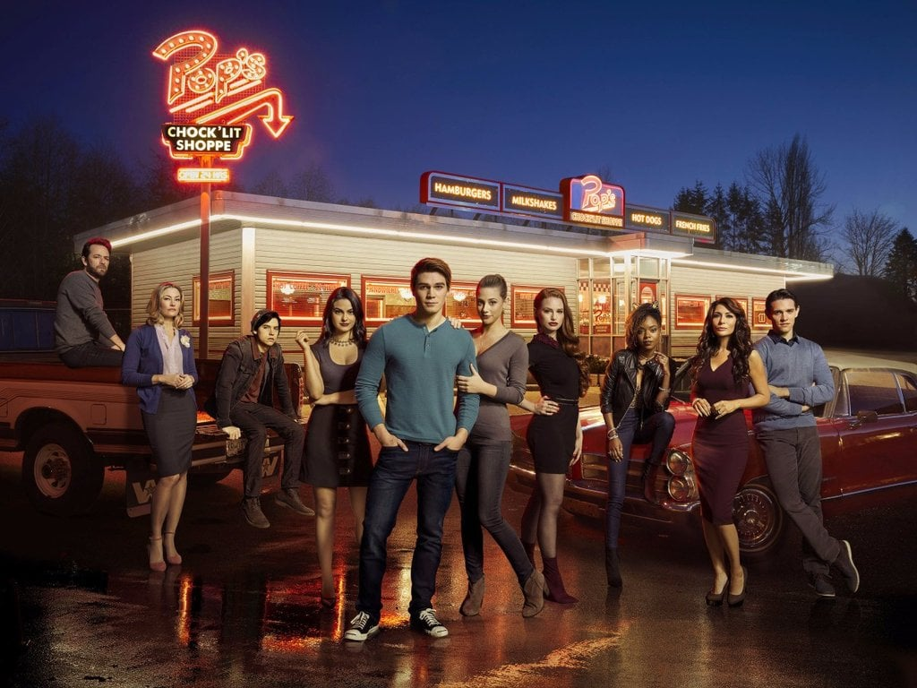riverdale chat Before we take another break, let's chat about last night's episode.