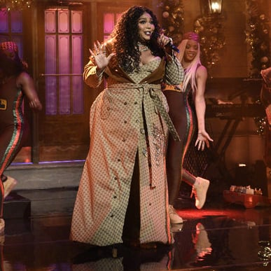 "Lizzo Performs ""Truth Hurts"" and ""Good as Hell"" on SNL"