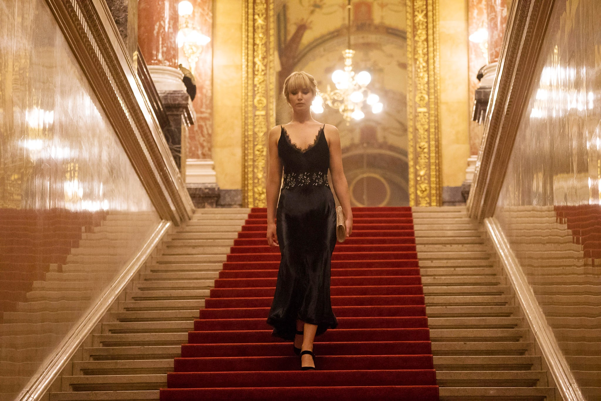 RED SPARROW, Jennifer Lawrence, 2018. ph: Murray Close. TM and Copyright Twentieth Century Fox. All rights reserved/courtesy Everett Collection