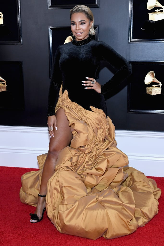 Ashanti at the 2019 Grammy Awards