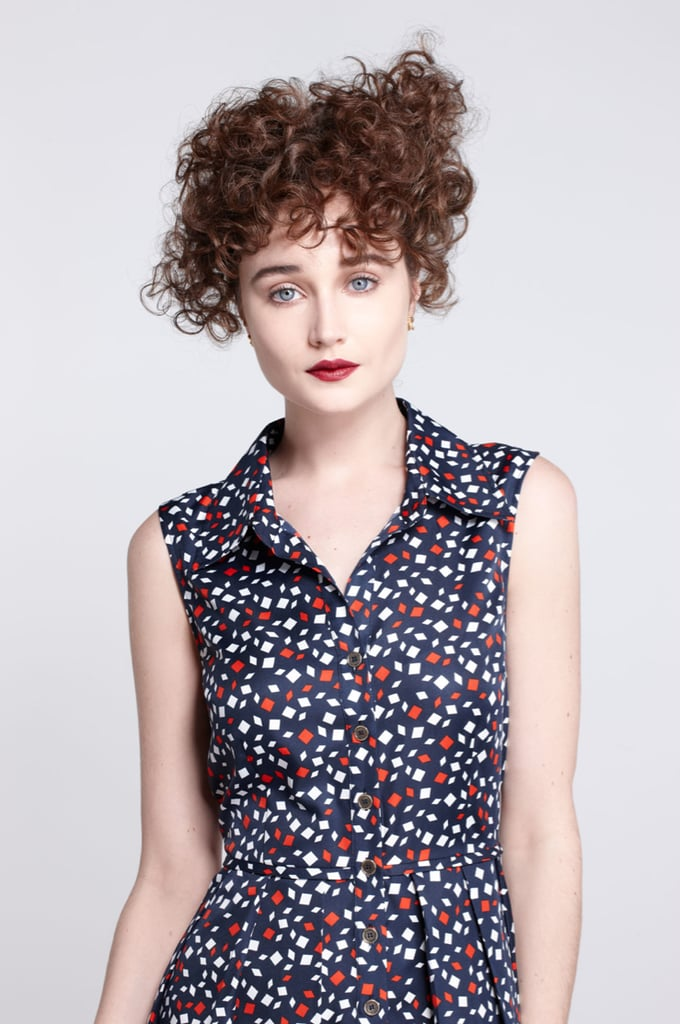 Hi There from Karen Walker for Anthropologie capsule collection.