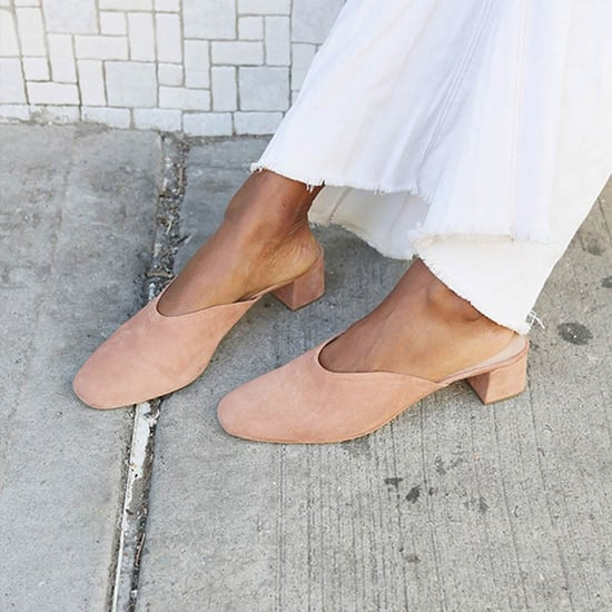 Chic Heeled Mules