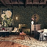 Game of Thrones-Inspired Bohemian-Style Bedroom