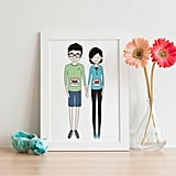 For the Couple Who Looks Perfect Together