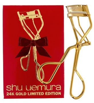 Monday Giveaway! Shu Uemura 24K Gold Eyelash Curler