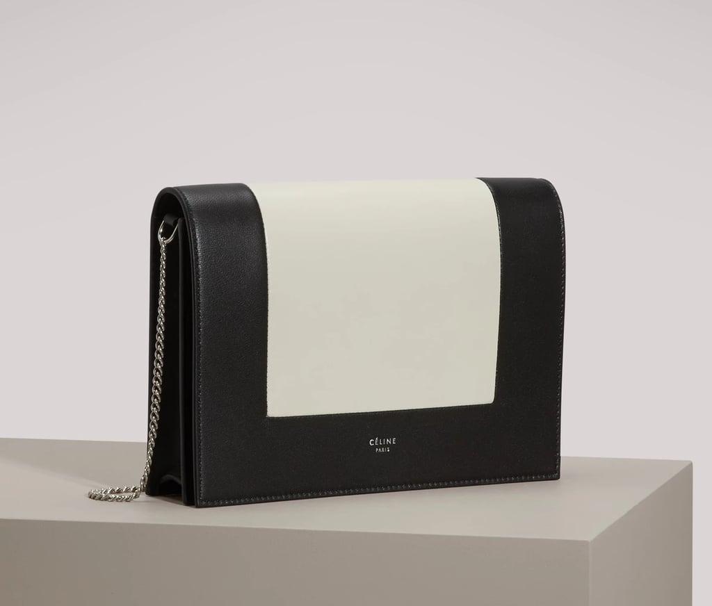 59855f24907de Céline Frame Clutch Bag | Where to Buy Celine Bags Online | POPSUGAR ...
