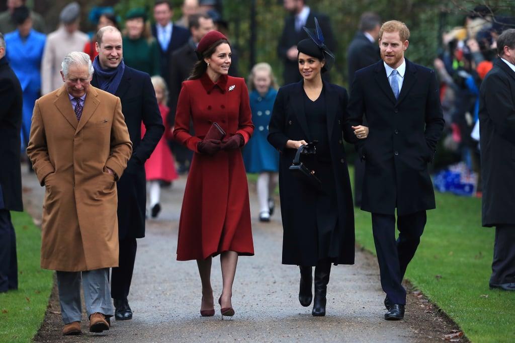 Meghan Markle Wearing Victoria Beckham's Clothing
