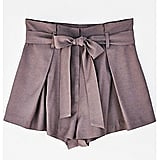 Lover Arabasque Bow Shorts Bonadrag, $264