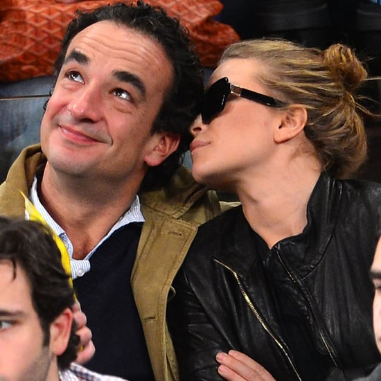 Mary-Kate Olsen and Olivier Sarkozy PDA Cuddling Pictures