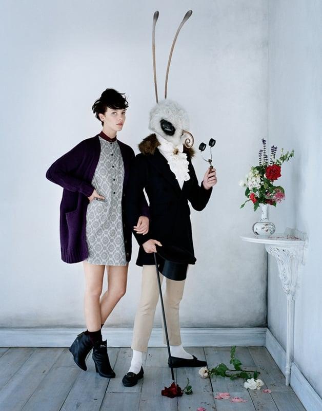 UU Uniqlo Undercover by Jun Takahashi Fall 2012 Ad Campaign