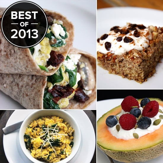 Best Healthy Breakfast Recipes of 2013