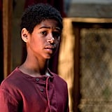 Dean Thomas, played by Alfred Enoch