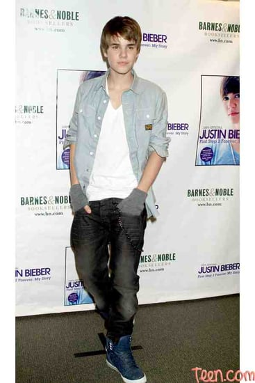 justin`s new look