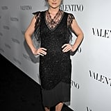 Abigail Spencer at Valentino's 50th anniversary party in LA.