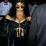 Beyoncé Dressed as Lisa Bonet in 2018