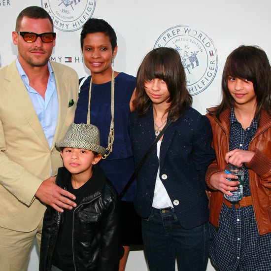 Justin Chambers Family Pictures