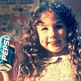 "The ""Pepsi Girl"""
