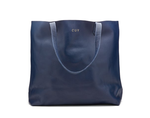 Handbags make great gifts but can sometimes be too pricey to give. That's where Cuyana's leather tote ($150) comes in. It's made of high-quality leather with monogram options — and the price can't be beat.  — Lauren Turner, celebrity and features editor
