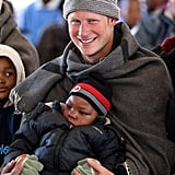 When He Doted on This Little Boy in Lesotho