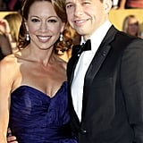 Jon Cryer and Lisa Joyner keep close.