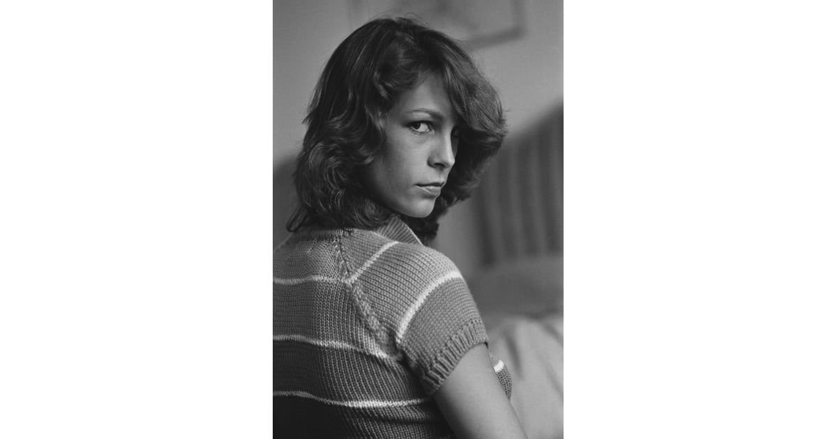 A Young Jamie Lee Curtis Was In Attendance At The Film Festival In
