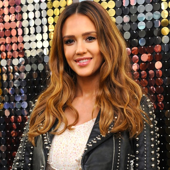 Jessica Alba and Rebecca Minkoff NYFW Interview