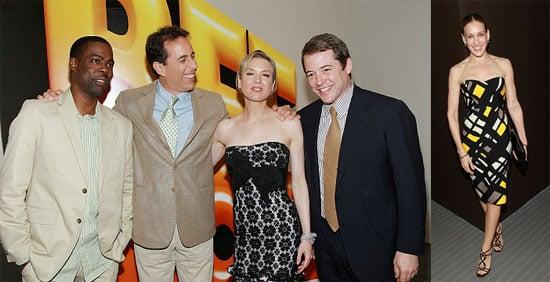 Seinfeld's Friends Swarm MOMA for Bee Season
