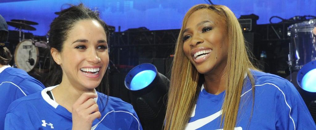 Serena Williams Responds to Meghan Markle's Oprah Interview