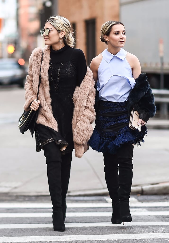 Street Style Trends Autumn 2017 Popsugar Fashion Uk