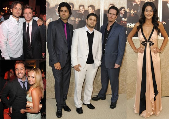 Photos of Season Six Entourage Premiere in LA