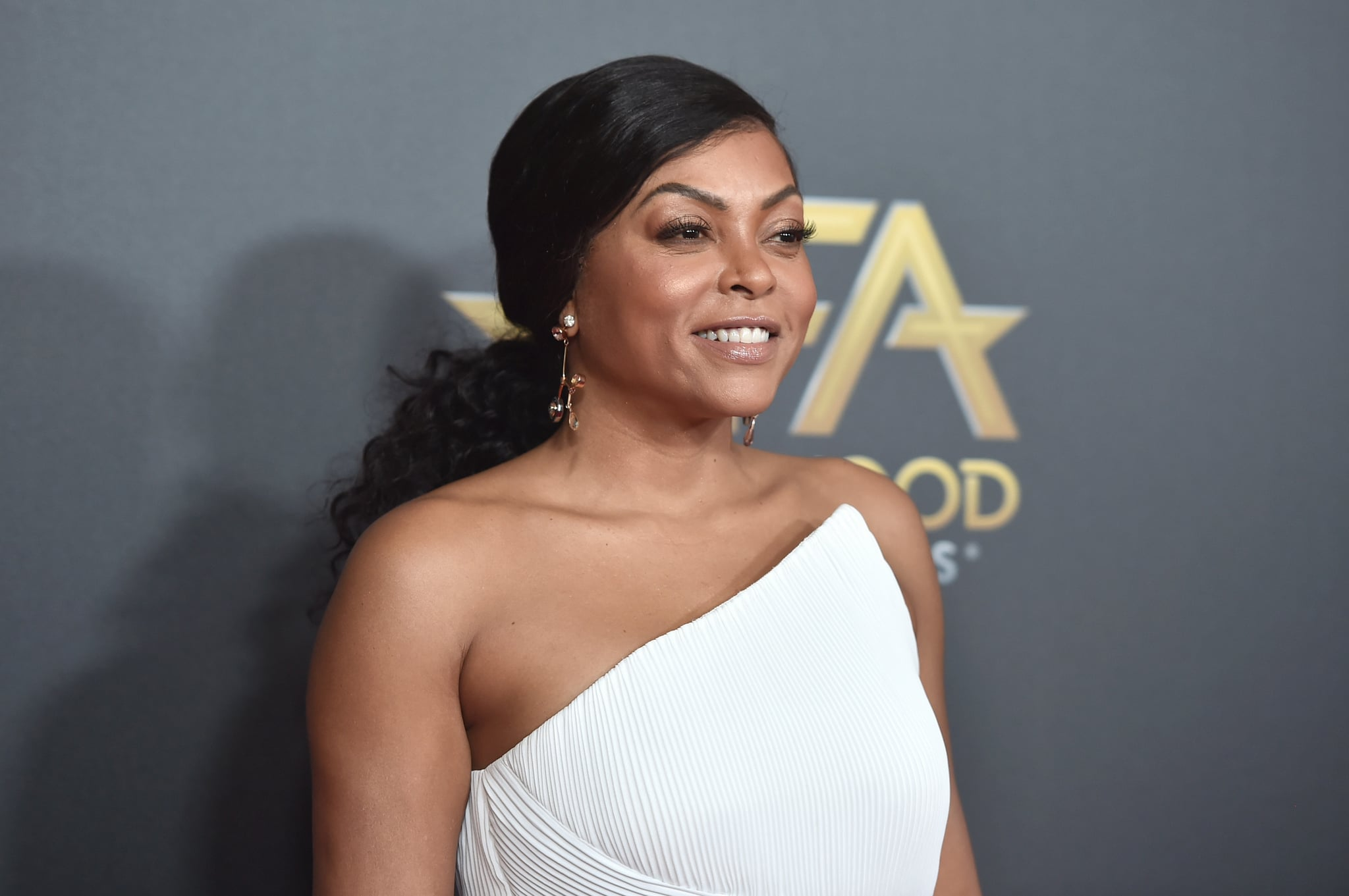 BEVERLY HILLS, CA - NOVEMBER 04:  Taraji P. Henson attends the 22nd Annual Hollywood Film Awards at The Beverly Hilton Hotel on November 4, 2018 in Beverly Hills, California.  (Photo by Alberto E. Rodriguez/Getty Images for HFA)