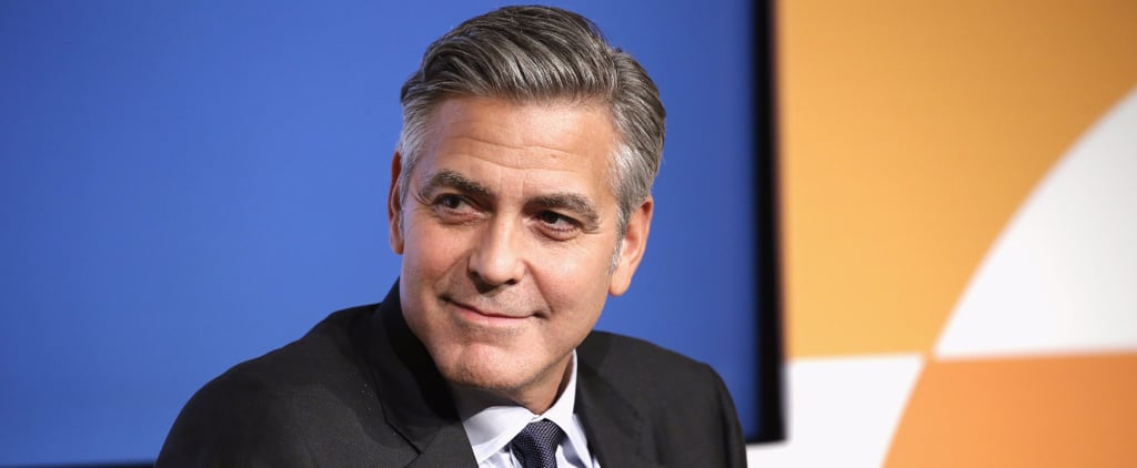 George Clooney in Catch-22 TV Show