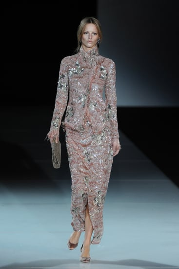 Fall 2011 Milan Fashion Week: Giorgio Armani