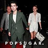 Sophie Turner and Joe Jonas in Paris Before Their Wedding