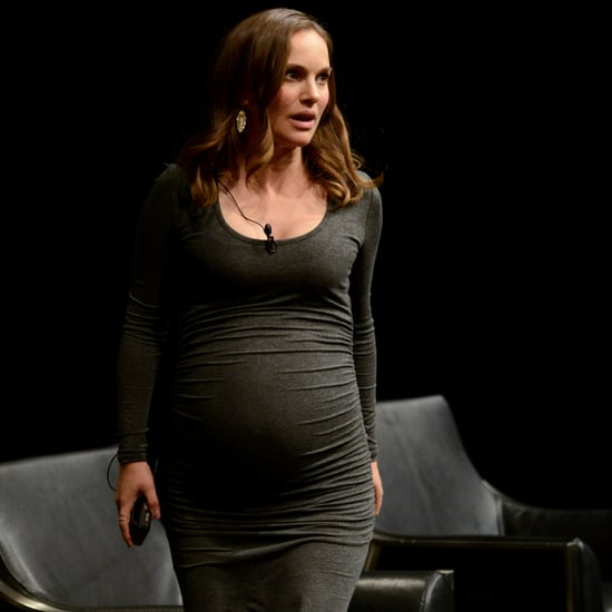 Natalie Portman Maternity Style