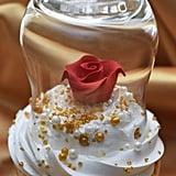 Enchanted Rose Cupcakes