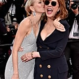 Pictured: Susan Sarandon and Naomi Watts